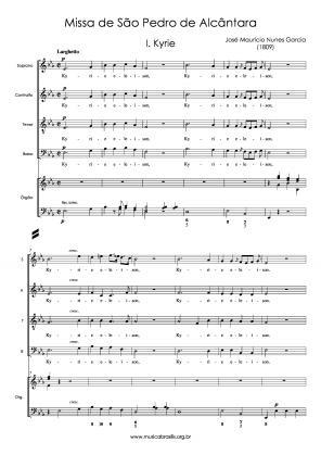 Missa de São Pedro de Alcântara (1809)