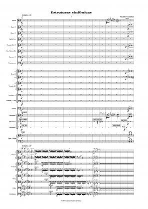 Estruturas sinfônicas (1976)