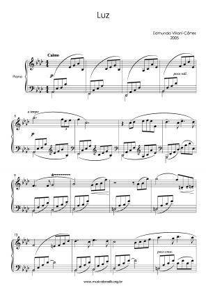 Luz (piano)