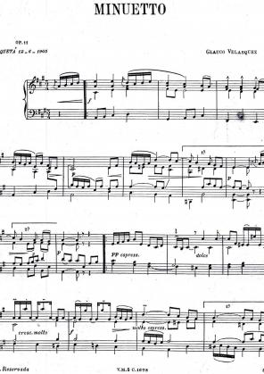 Minuetto (1905)
