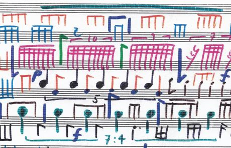 Almeida Prado's Primer of Rhythm for Piano